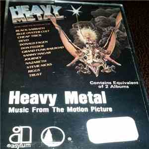 Various - Heavy Metal - Music From The Motion Picture download free